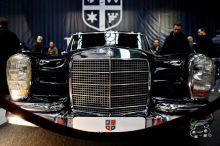 Mercedes-Benz clasic, Tiriac Auto
