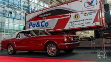 Mustang la standul Pa&Co International