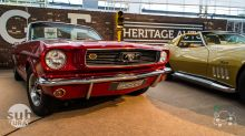 Ford Mustang Clasic
