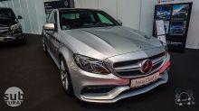 Mercedes Noua Clasa C, premiera nationala, SAB 2015