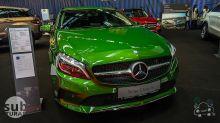 Mercedes Noua Clasa A, premiera nationala, SAB 2015