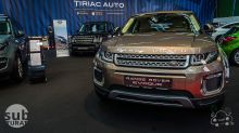 Range Rover Evoque, SAB 2015