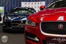 Jaguar F-Type si Jaguar XE, SAB 2015