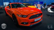 Noul Ford Mustang, muscle car, SAB 2015