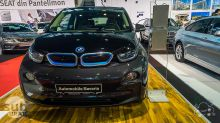 Noul BMW i3, electric, SAB 2015