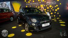 Noul Fiat 500, premiera nationala, SAB 2015
