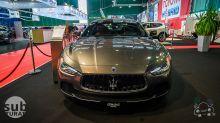 Maserati Ghibli, SAB 2015