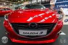 Noua Mazda 3, SAB 2015