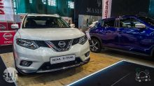 Noul Nissan X-Trail, SAB 2015