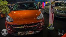 Opel Adam, SAB 2015