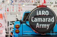 iAro Camarad, proiect ARO modern