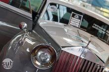 Rolls Royce, Bucharest Classic Car Expo, Oldtimer Studio, Pavilion H105