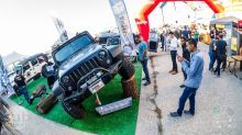 Suprafata exterioara, Jeep Mania